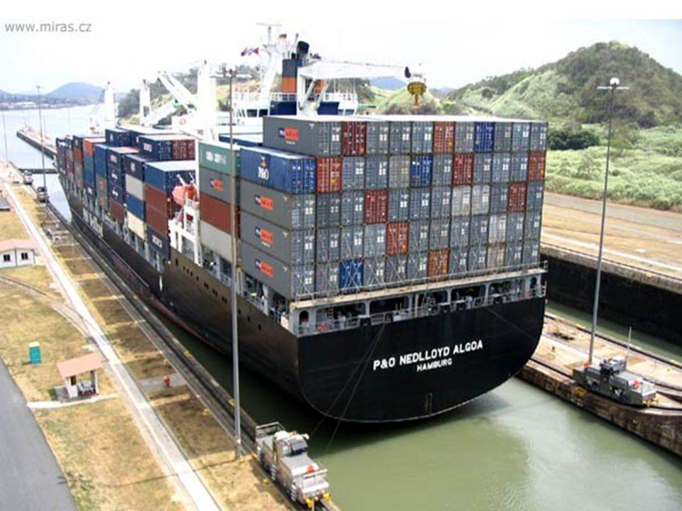 Problémem tankerů je jejich bezpečnost při plavbě