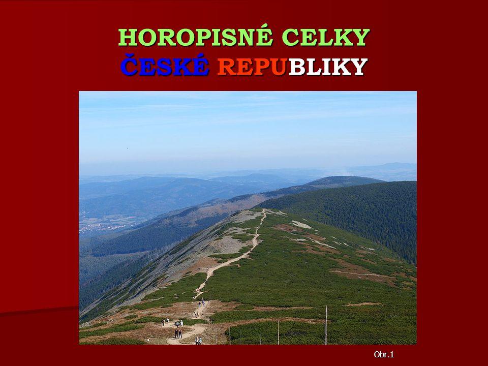 HOROPISNÉ CELKY ČESKÉ REPUBLIKY
