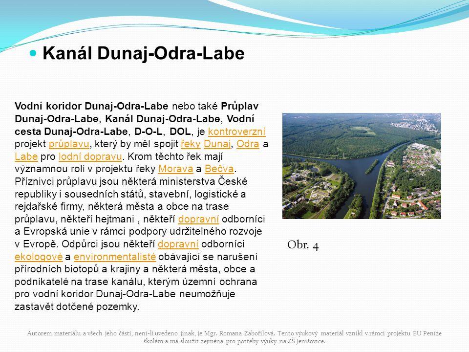 Kanál Dunaj-Odra-Labe