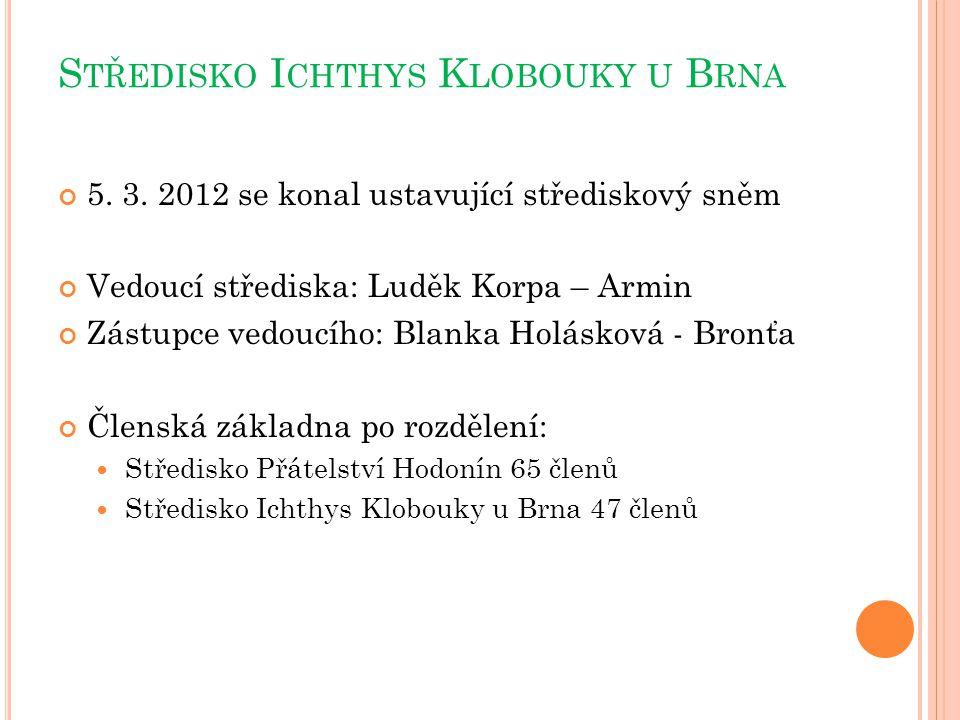 Středisko Ichthys Klobouky u Brna