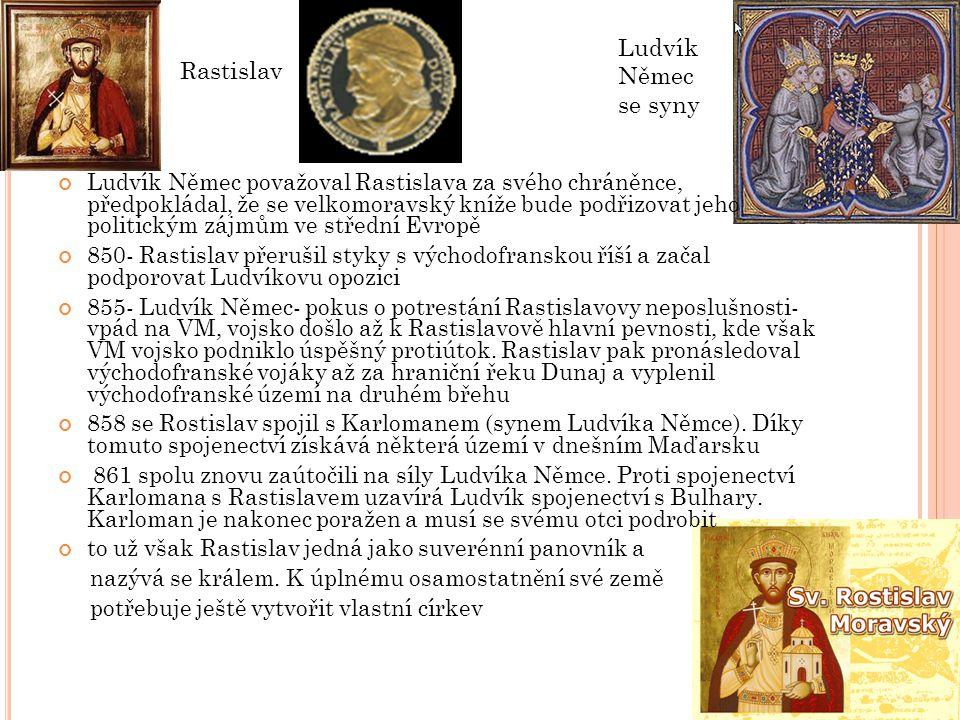 Ludvík Němec se syny Rastislav