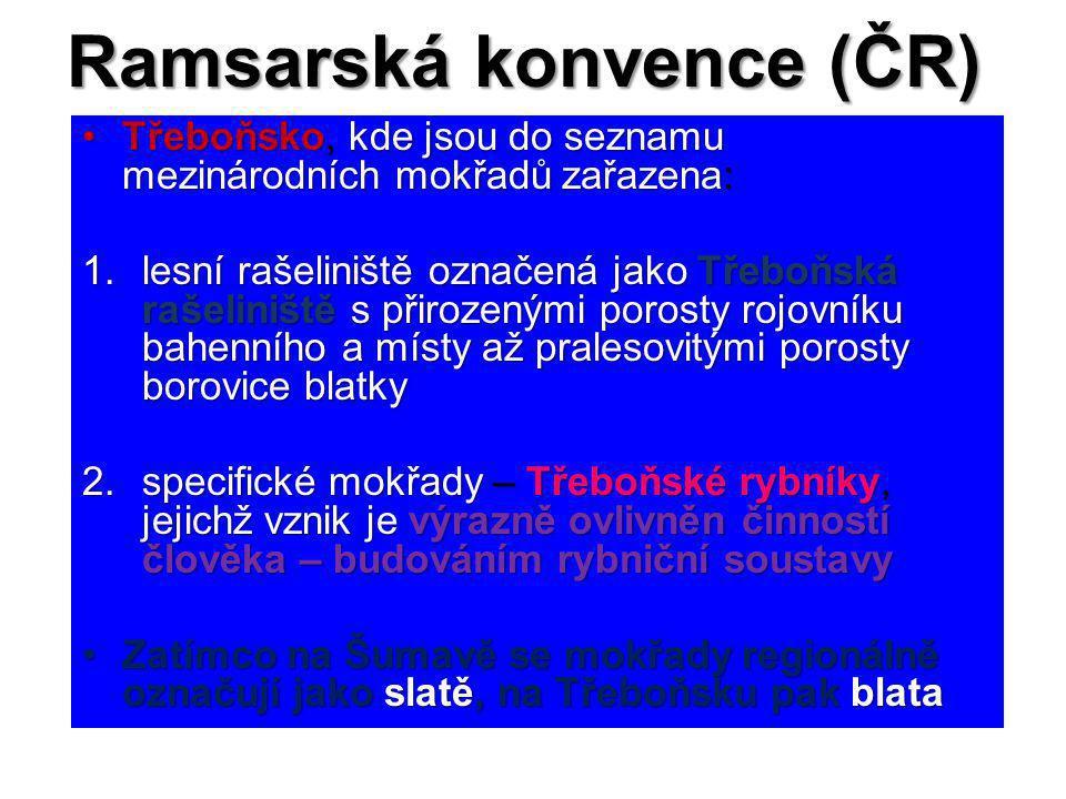 Ramsarská konvence (ČR)