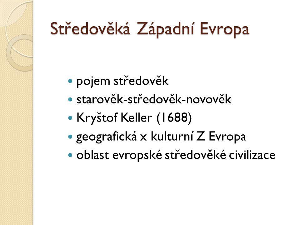 Středověká Západní Evropa