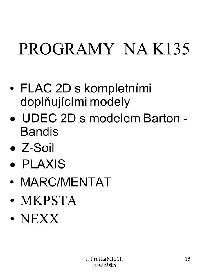 PROGRAMY NA K135 MKPSTA NEXX FLAC 2D s kompletními doplňujícími modely
