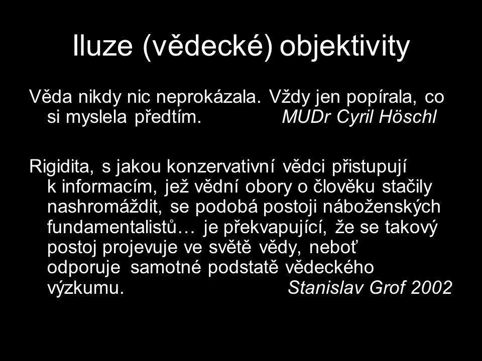 Iluze (vědecké) objektivity