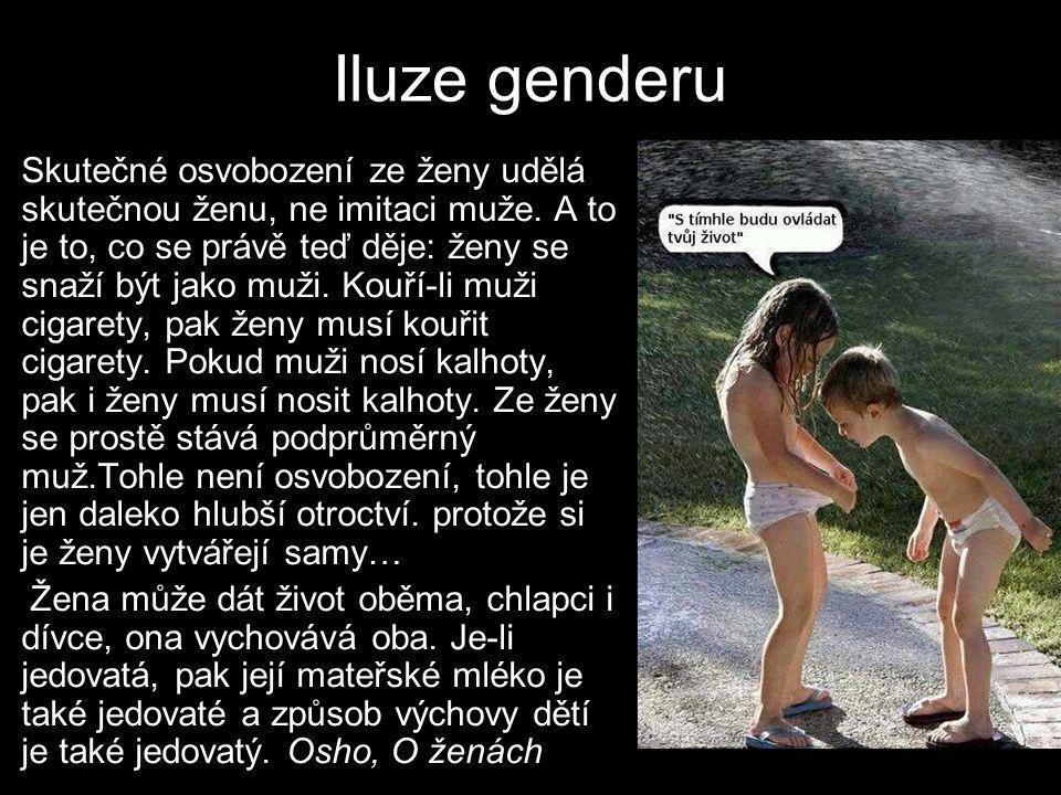 Iluze genderu