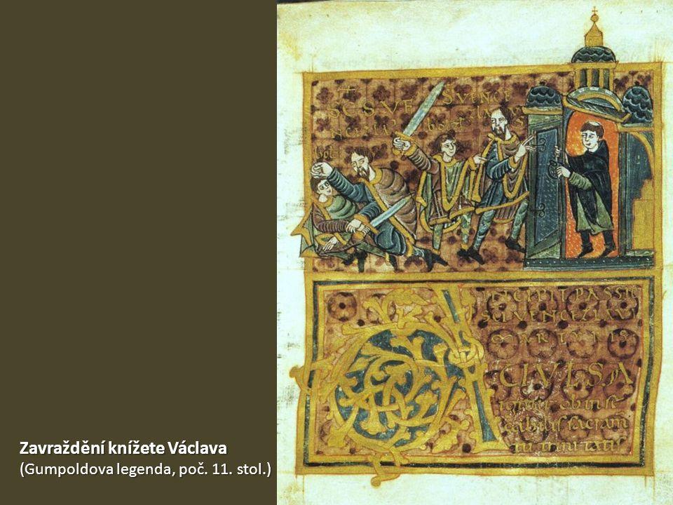 Zavraždění knížete Václava