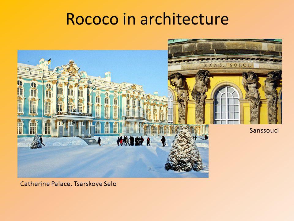 Rococo in architecture