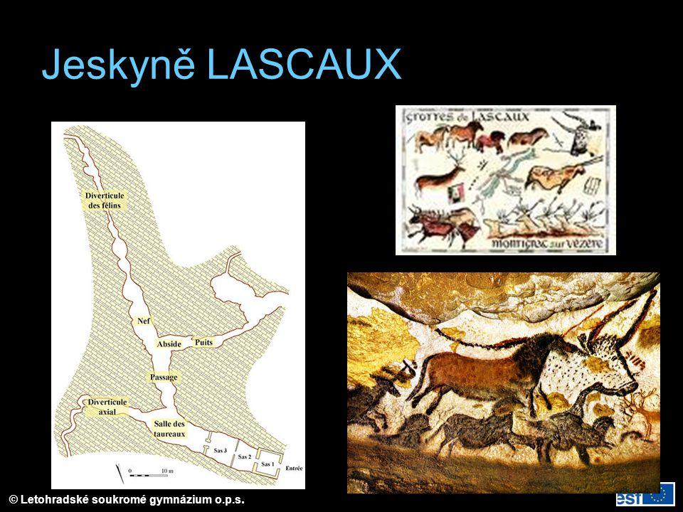 Jeskyně LASCAUX
