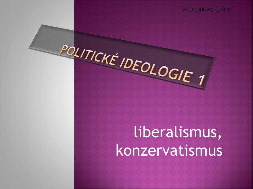 liberalismus, konzervatismus