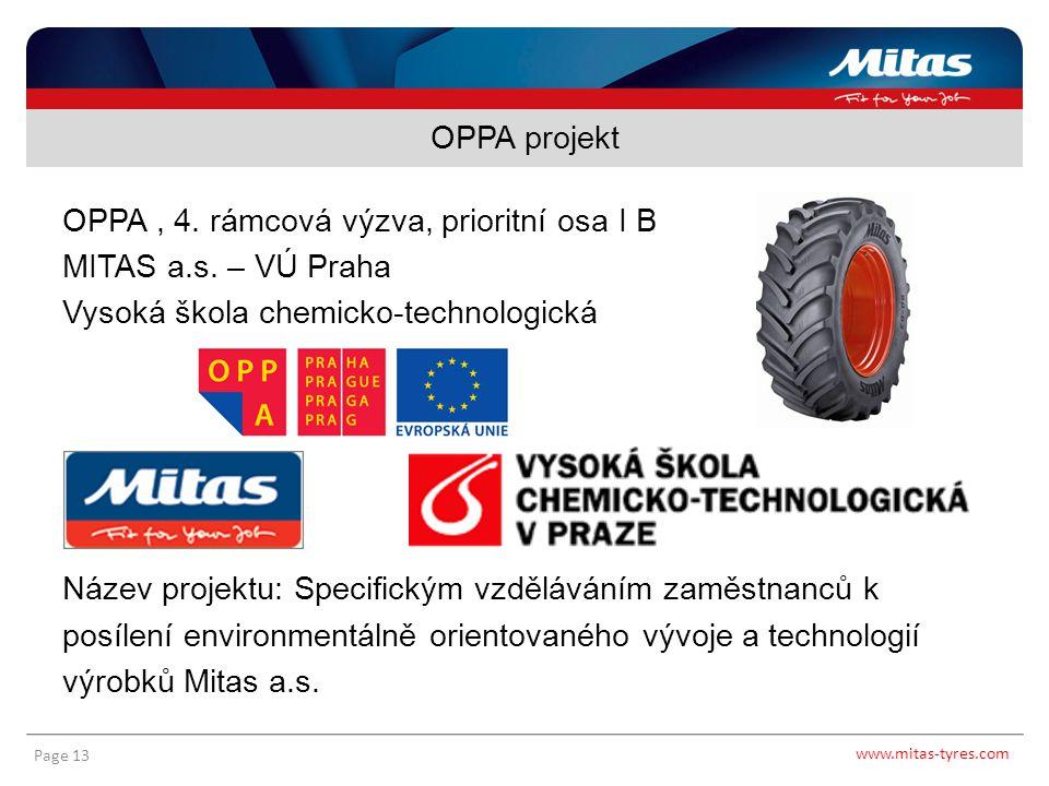 OPPA projekt