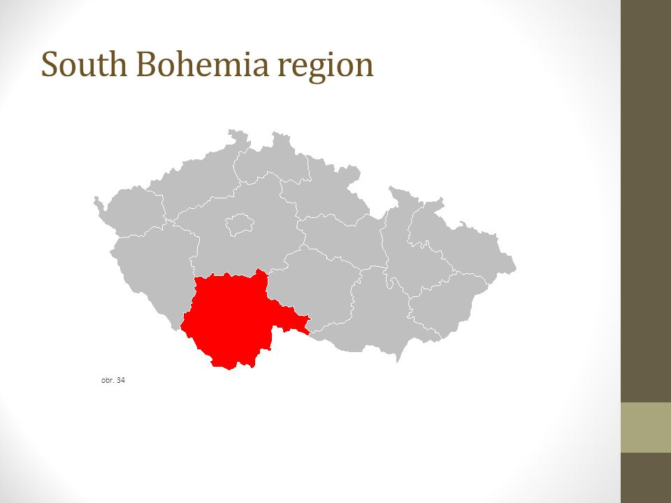 South Bohemia region obr. 34