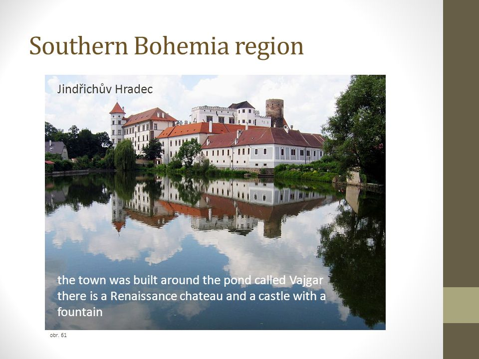 Southern Bohemia region