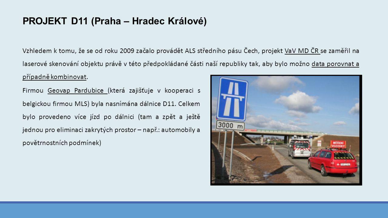 PROJEKT D11 (Praha – Hradec Králové)