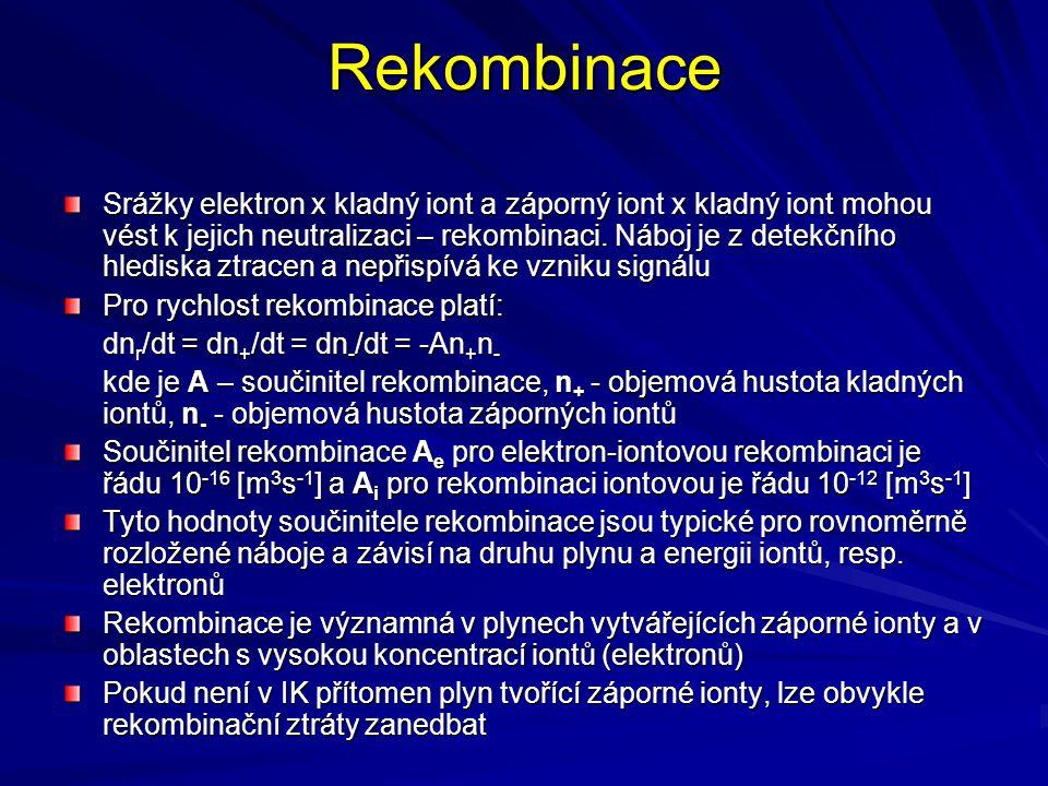 Rekombinace