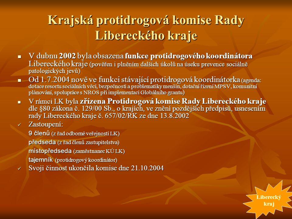 Krajská protidrogová komise Rady Libereckého kraje