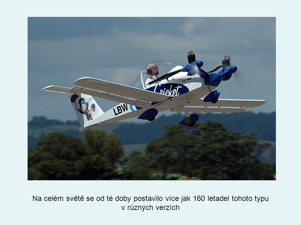 Na celém světě se od té doby postavilo více jak 160 letadel tohoto typu v různých verzích