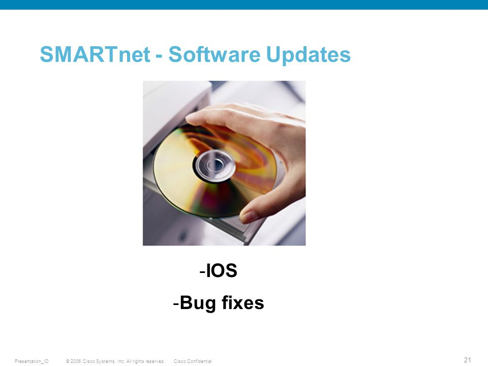 SMARTnet - Software Updates