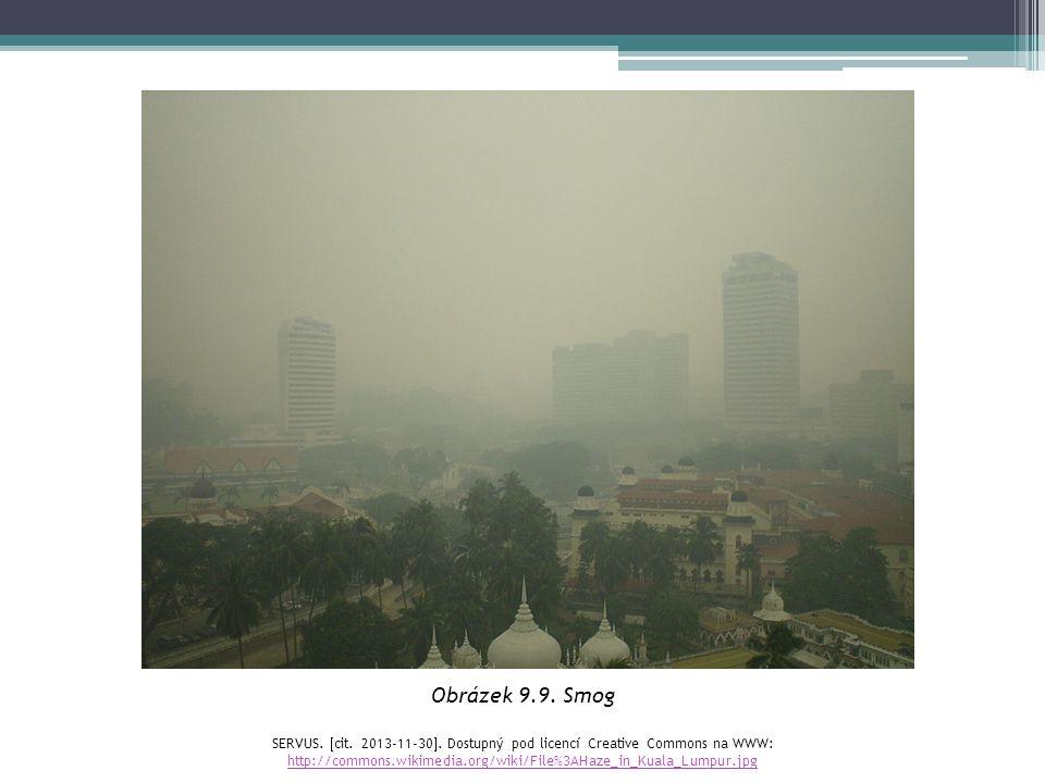 Obrázek 9.9. Smog SERVUS. cit. 2013-11-30. Dostupný pod licencí Creative Commons na WWW: