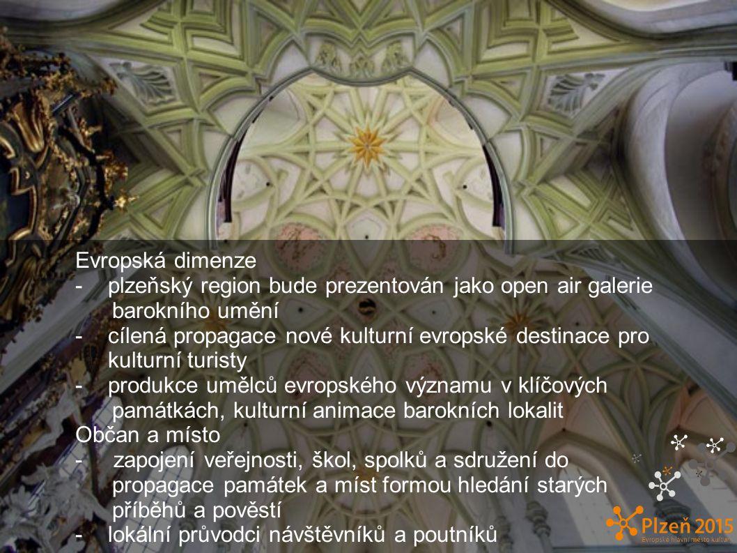 - plzeňský region bude prezentován jako open air galerie
