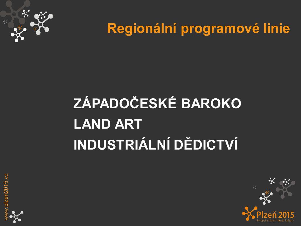 Regionální programové linie