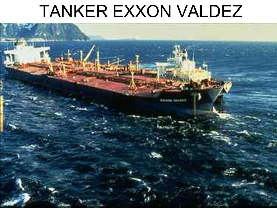 TANKER EXXON VALDEZ
