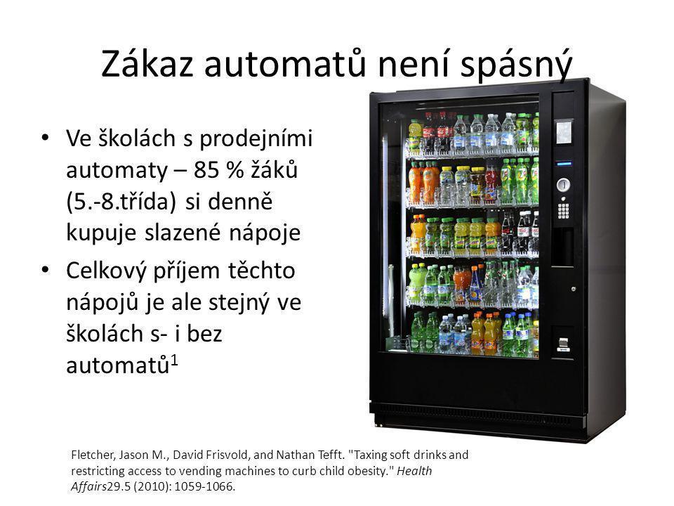 Zákaz automatů není spásný