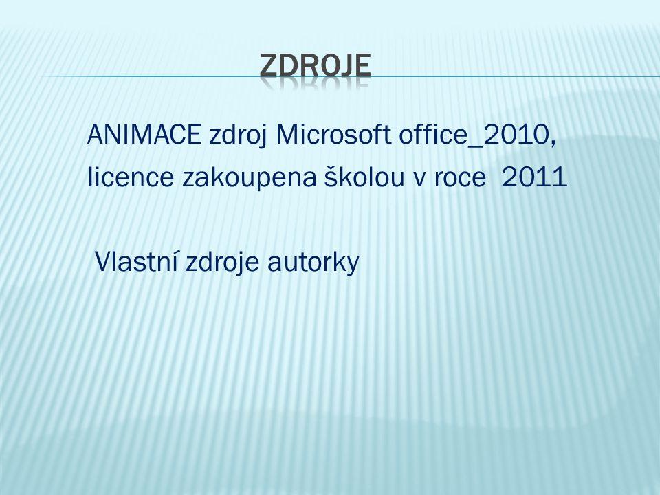 ZDROJE ANIMACE zdroj Microsoft office_2010,