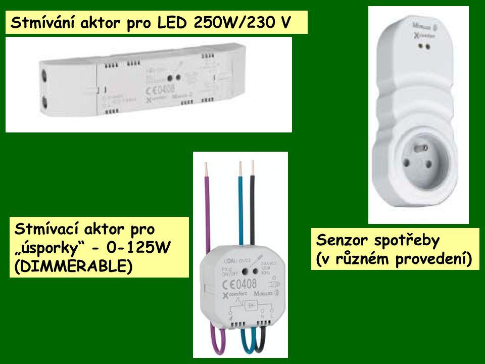 Stmívání aktor pro LED 250W/230 V