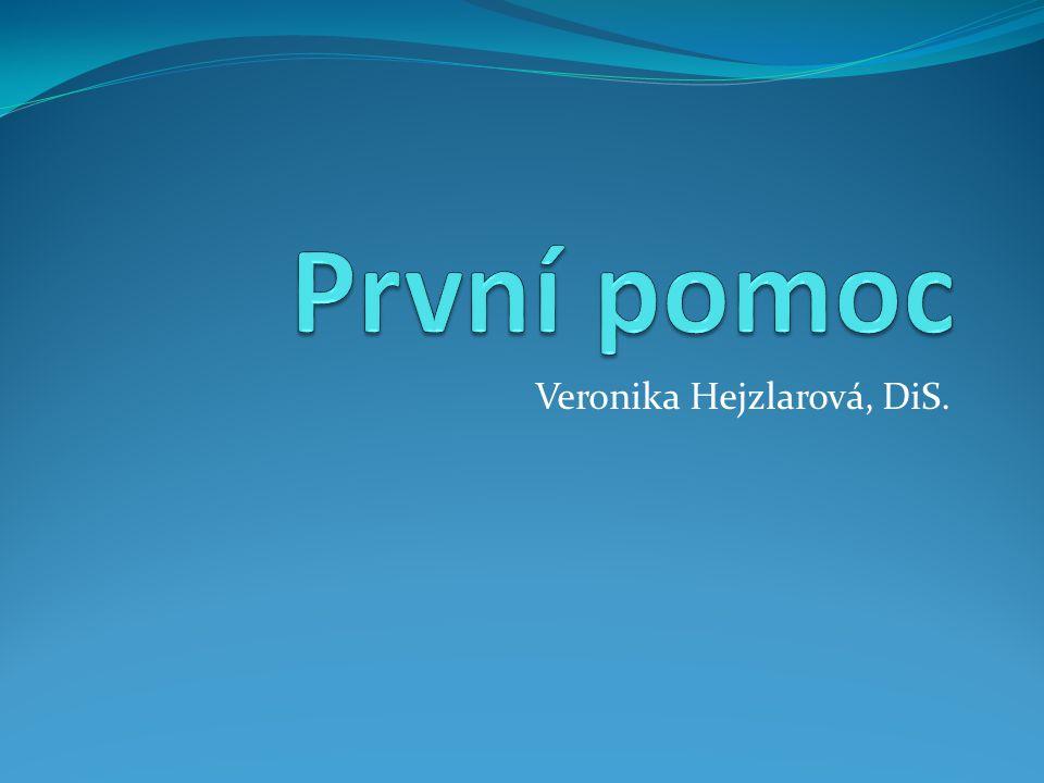 Veronika Hejzlarová, DiS.
