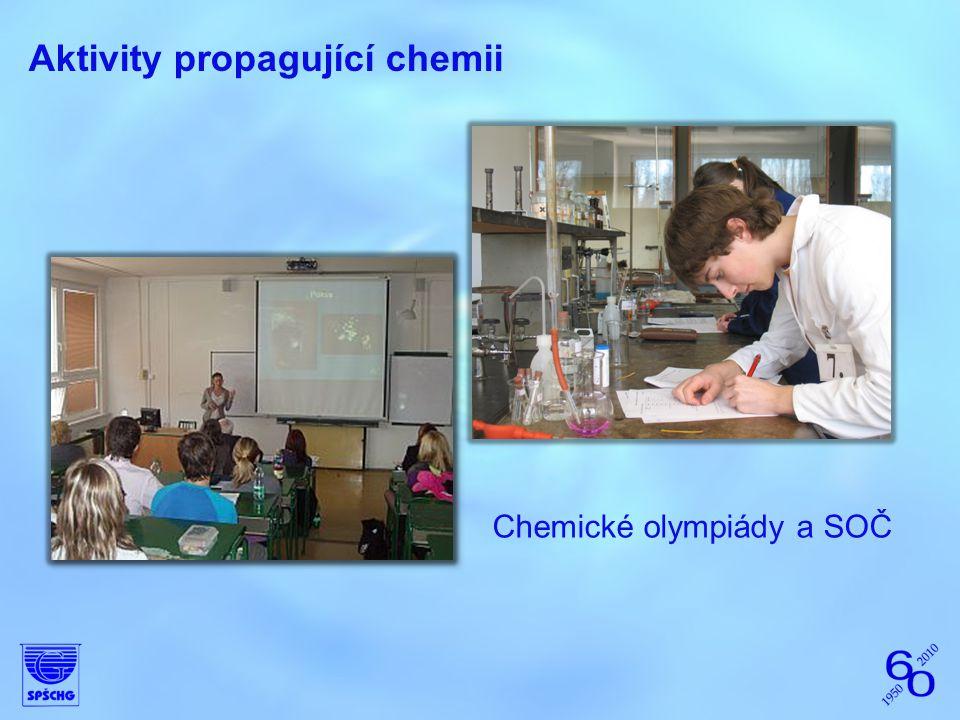 Aktivity propagující chemii