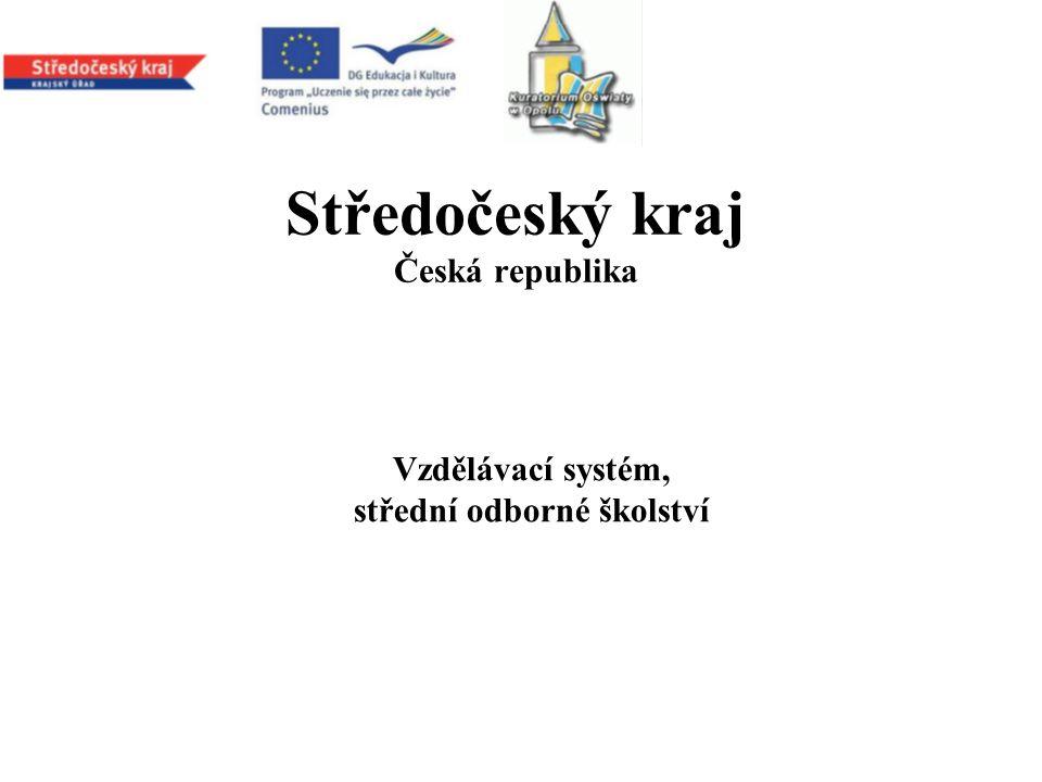 Středočeský kraj Česká republika