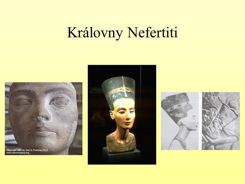 Královny Nefertiti