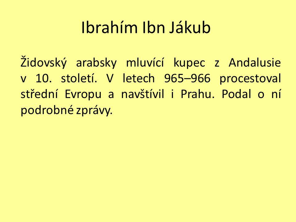 Ibrahím Ibn Jákub