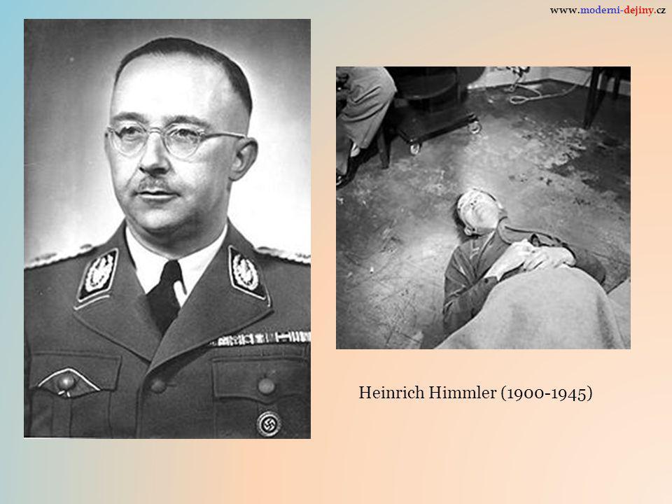 www.moderni-dejiny.cz Heinrich Himmler (1900-1945)