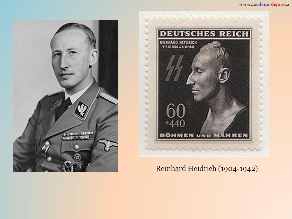 www.moderni-dejiny.cz Reinhard Heidrich (1904-1942)