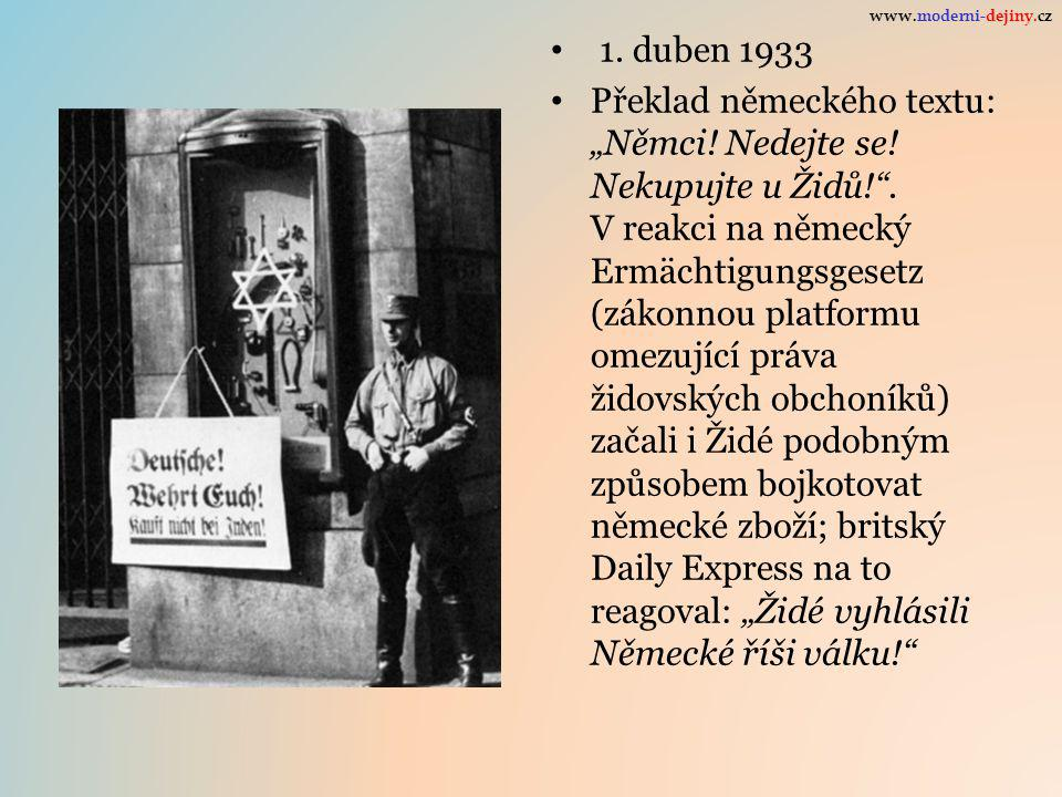 www.moderni-dejiny.cz 1. duben 1933.