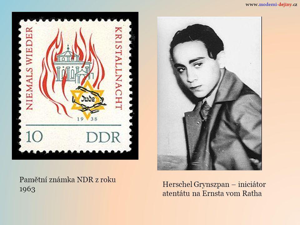 Pamětní známka NDR z roku 1963