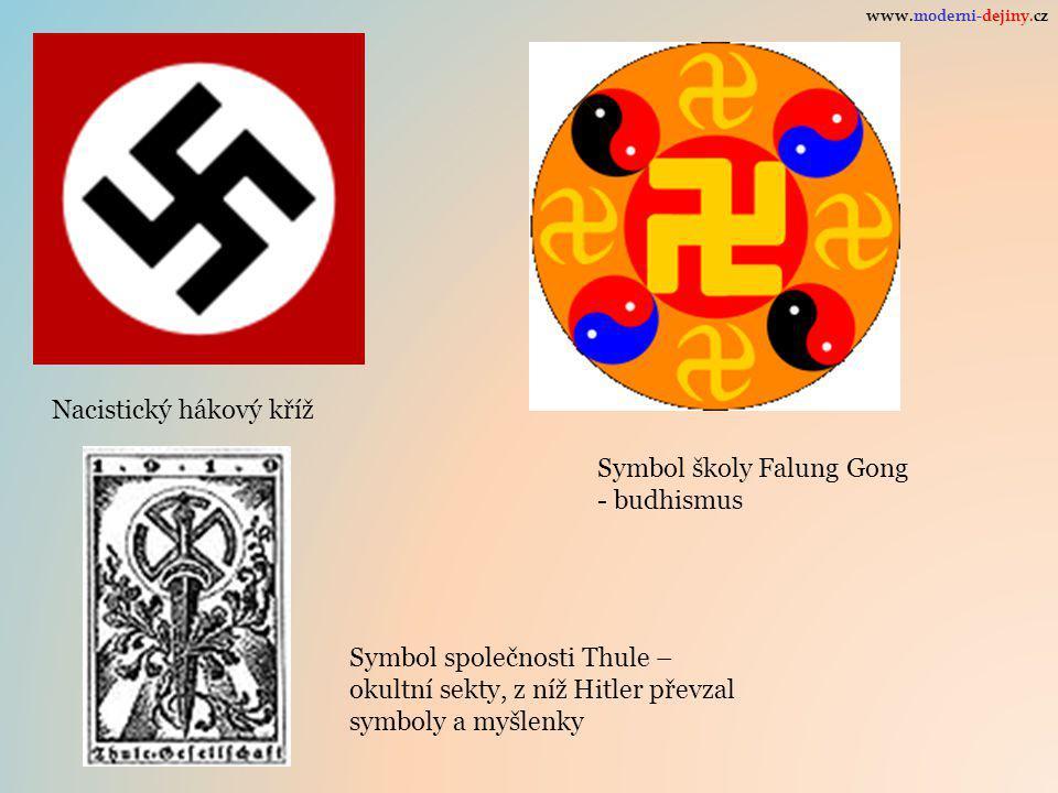 Nacistický hákový kříž