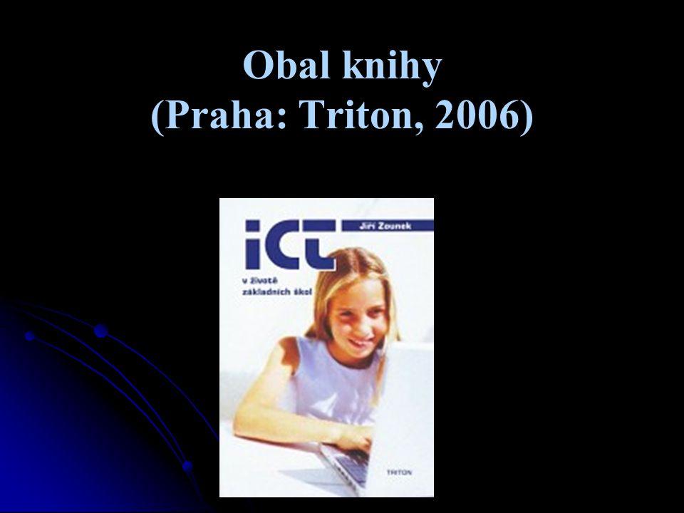 Obal knihy (Praha: Triton, 2006)