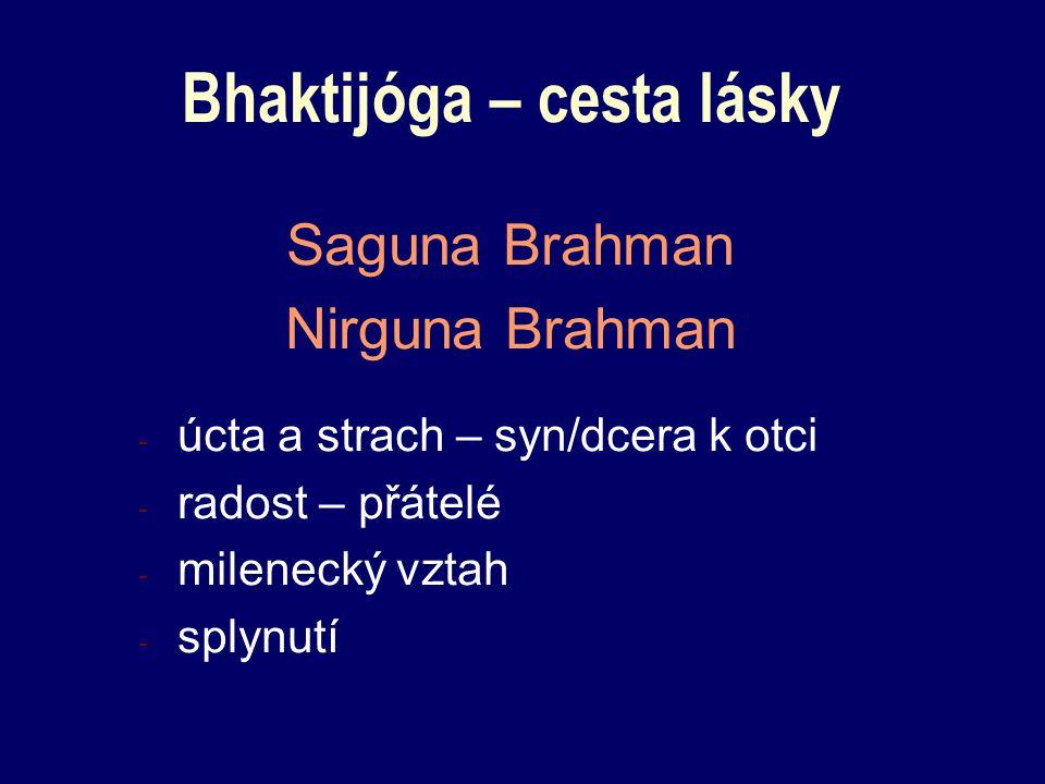 Bhaktijóga – cesta lásky