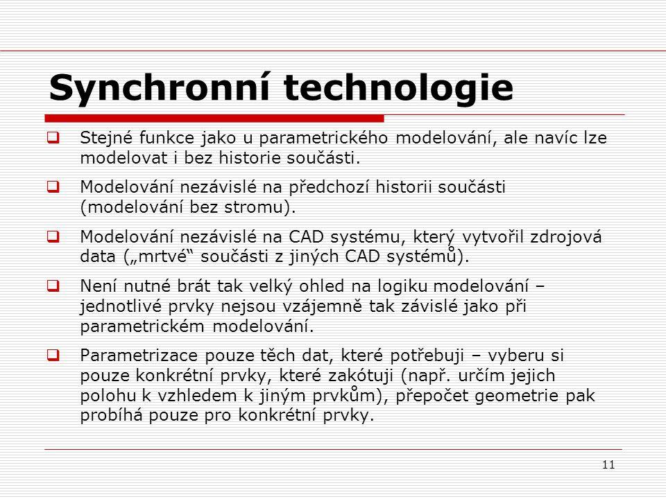 Synchronní technologie