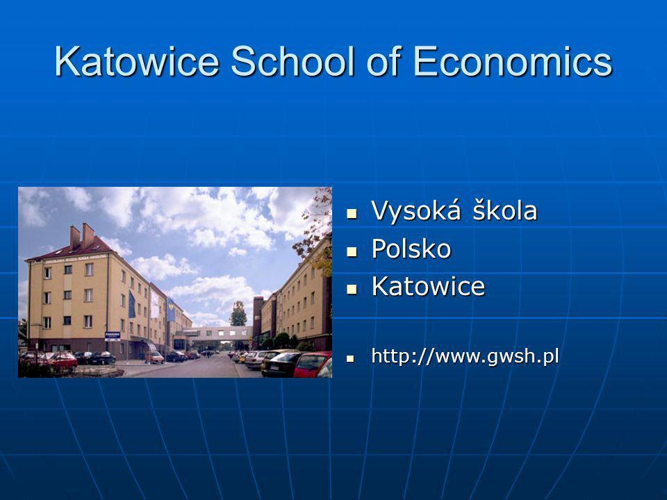 Katowice School of Economics