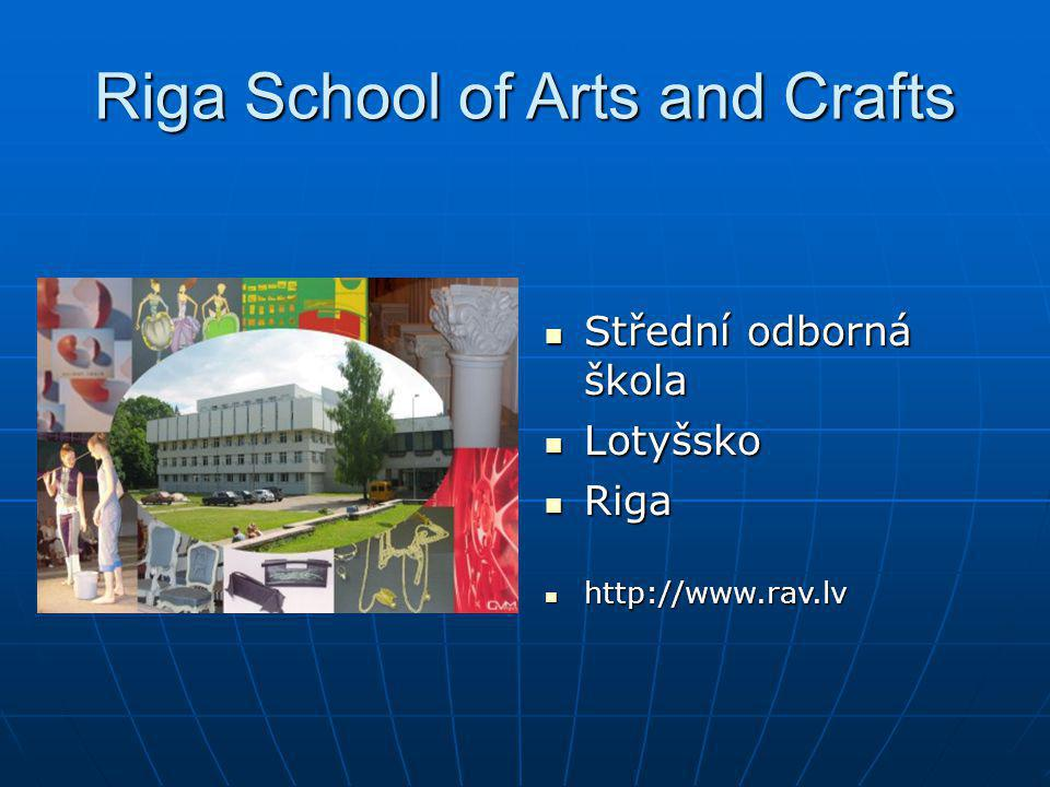 Riga School of Arts and Crafts