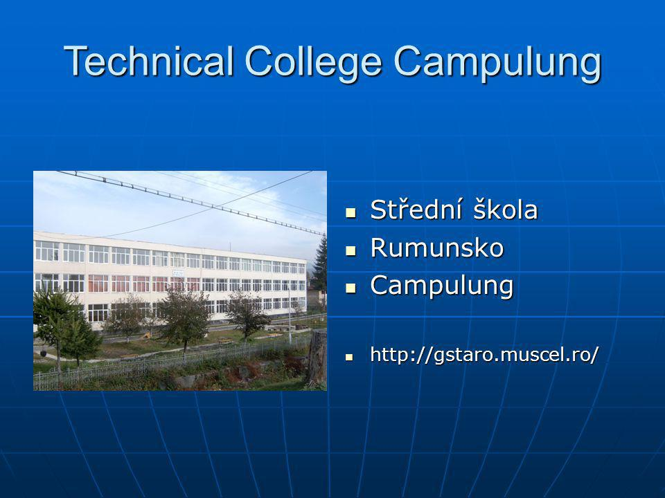 Technical College Campulung
