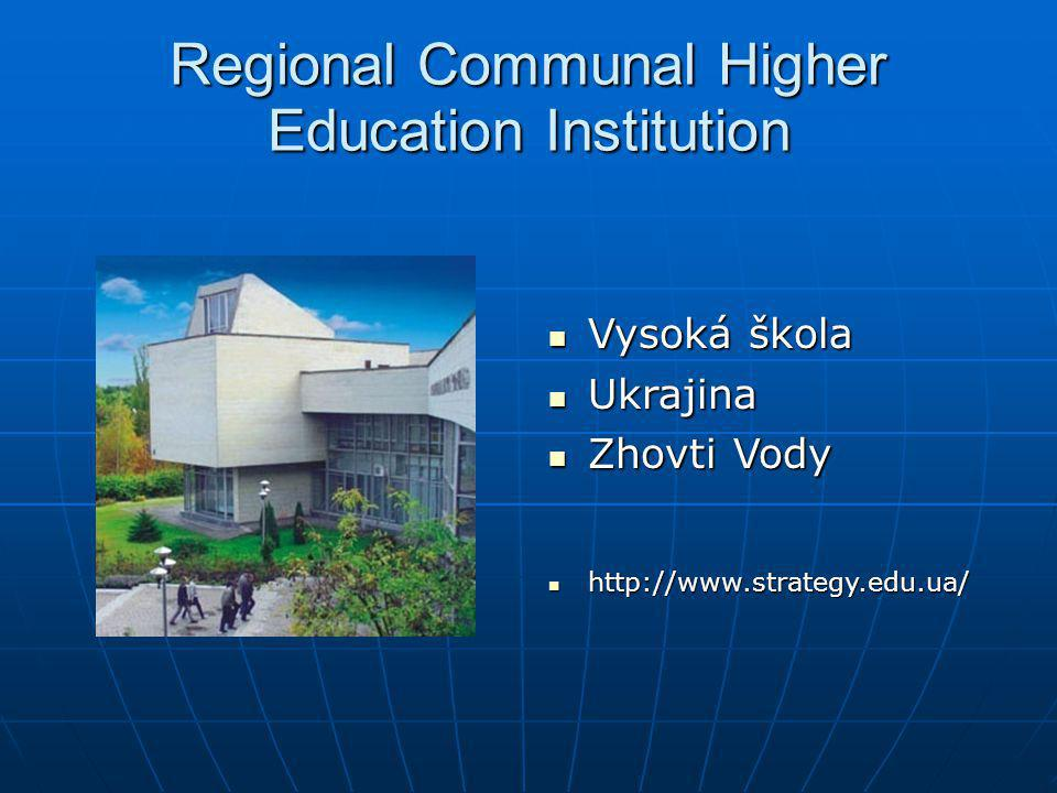 Regional Communal Higher Education Institution