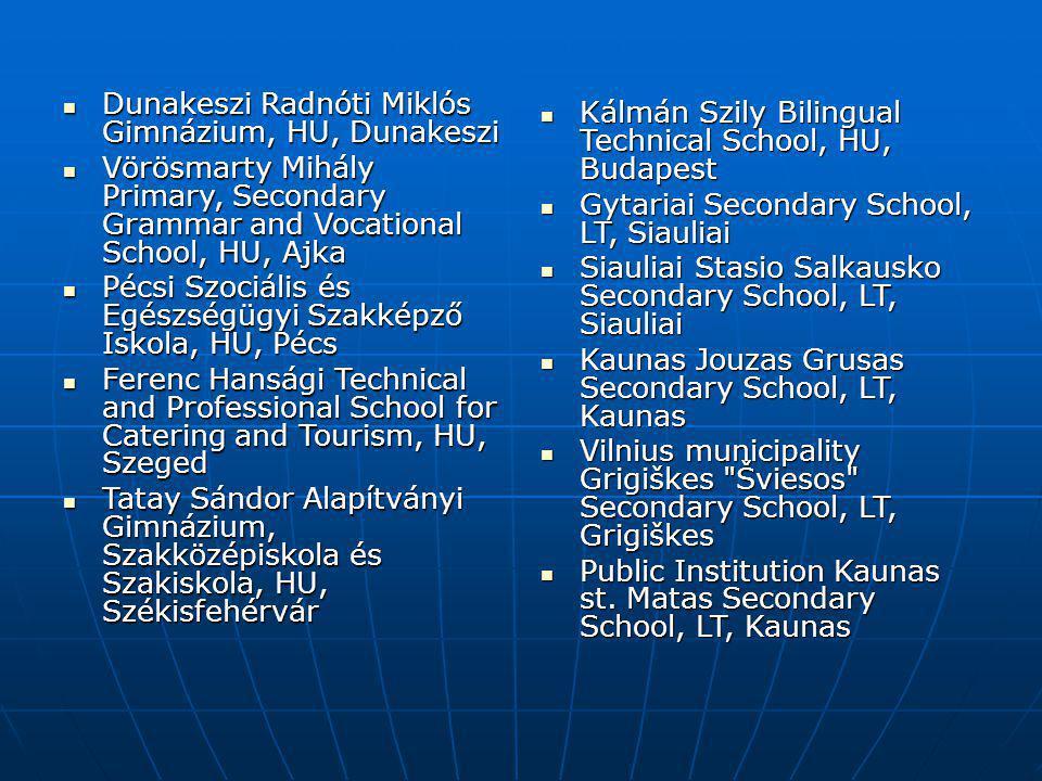 Dunakeszi Radnóti Miklós Gimnázium, HU, Dunakeszi
