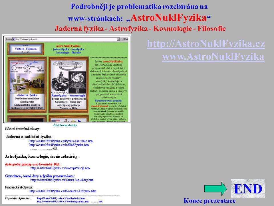 http://AstroNuklFyzika.cz www.AstroNuklFyzika