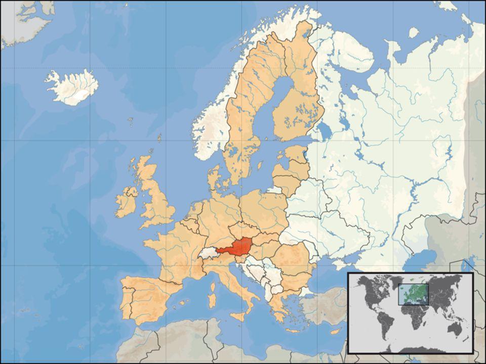 Německo a Rakousko Základní informace: