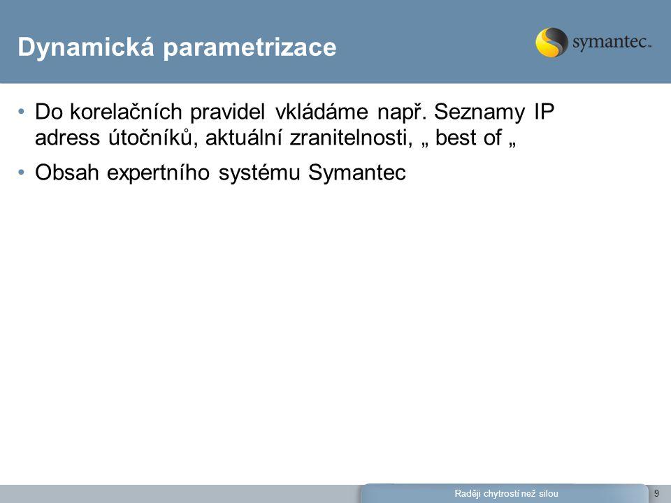 Dynamická parametrizace